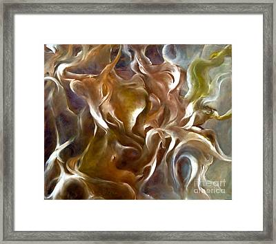 Let Freedom Ring Framed Print by Michelle Dommer