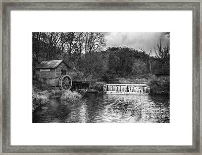 Let In Rain... Framed Print
