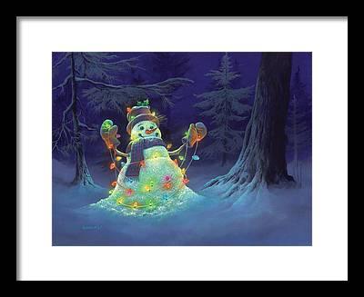 Christmas Framed Prints