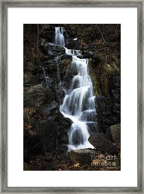 Let No Tears Fall Framed Print