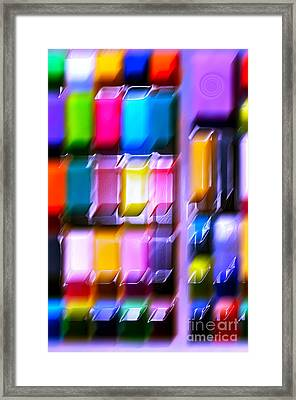 Let Play Happen Framed Print by Gwyn Newcombe