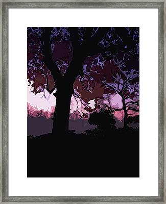 Let The Day Come In Framed Print by Jon Page