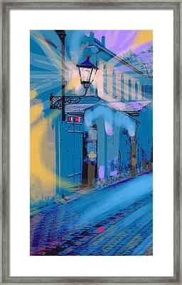 Let The Light Shine Framed Print