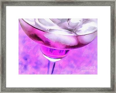 Let The Party Begin Framed Print