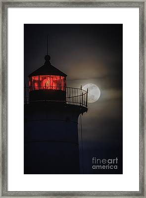 Let The Tetrad Begin Framed Print by Scott Thorp