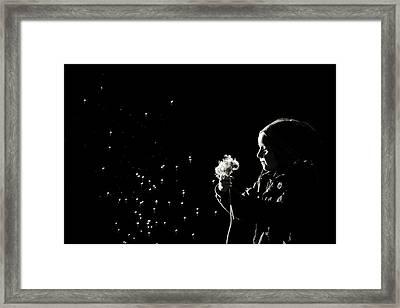 Let Them Fly... Framed Print by Mario Kociper
