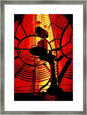 Framed Print featuring the photograph Let There Be Light by Mike Flynn