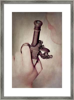 Lethal Weapon Framed Print