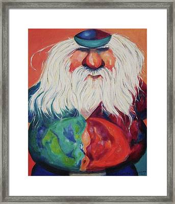 Let's Boogey Framed Print by Suzanne  Marie Leclair