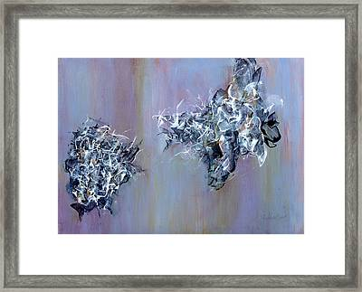 Let's Dance - Jive Framed Print