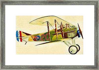 Let's Fly With Me Framed Print by Yury Malkov