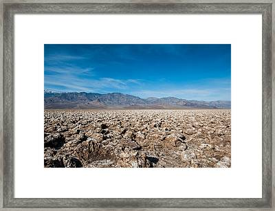Let's Play Golf Framed Print by George Buxbaum
