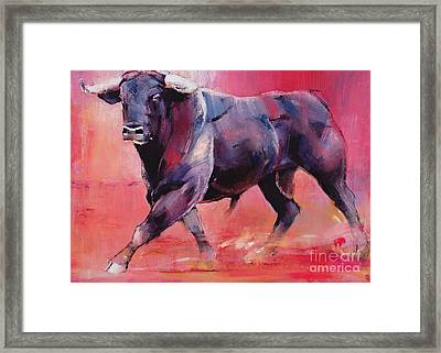 Levantado Framed Print by Mark Adlington