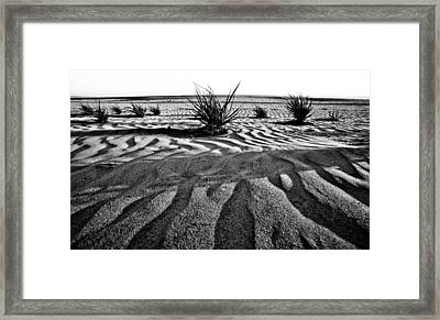 Framed Print featuring the photograph Level 9 by Ryan Weddle