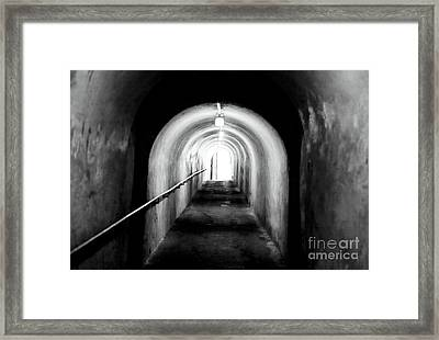 Levels Framed Print by John Rizzuto