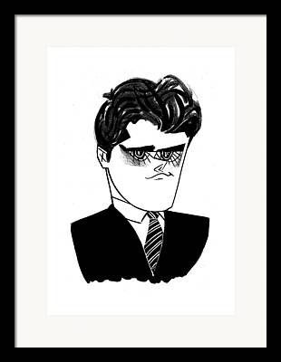 Levi Drawings Framed Prints
