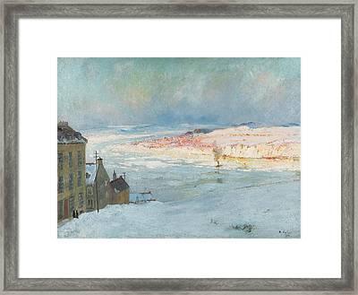 Levis From Quebec Framed Print