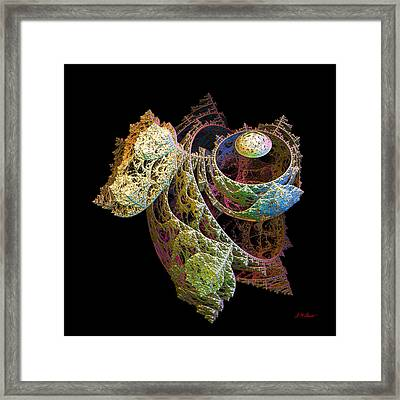 Levitation Framed Print by Michael Durst