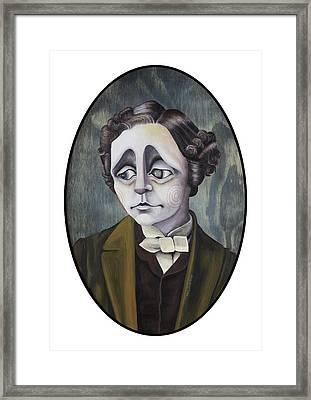 Lewis Framed Print