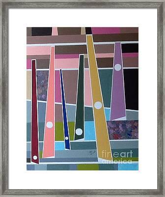 Lgbt Show Framed Print