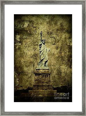 Liberation Framed Print by Andrew Paranavitana