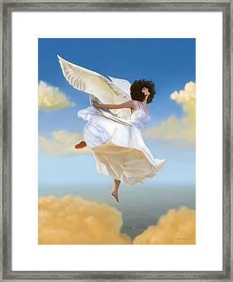 Liberation Framed Print