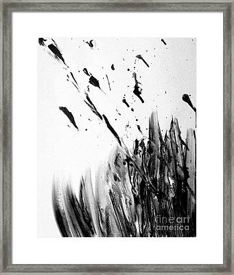 Framed Print featuring the painting Liberation by Christine Ricker Brandt