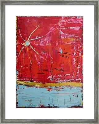 Liberte1 Framed Print