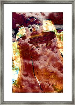 Liberty Bell 3.1 Framed Print