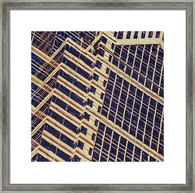 Liberty Place I Framed Print