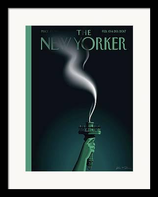 Immigration Framed Prints