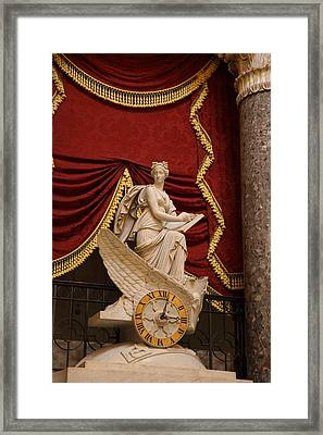 Library Of Congress - Washington Dc - 01131 Framed Print by DC Photographer