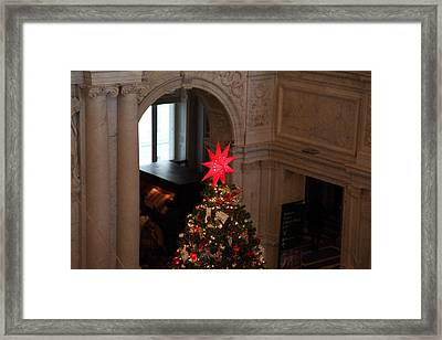 Library Of Congress - Washington Dc - 011323 Framed Print by DC Photographer