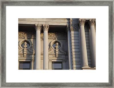 Library Of Congress - Washington Dc - 011326 Framed Print