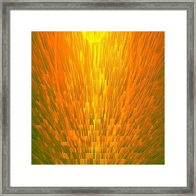 Lichterglanz Framed Print by Ramon Labusch