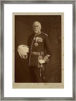 Lieut-general Sir John Withers Mcqueen Framed Print