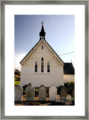 Life After Death Framed Print