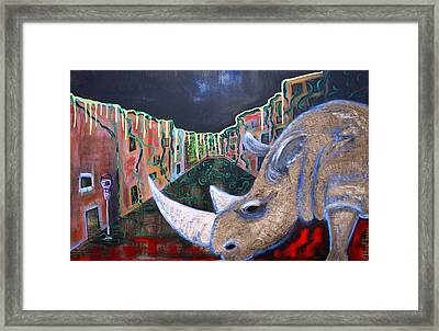 Life After People Framed Print by Laura Barbosa