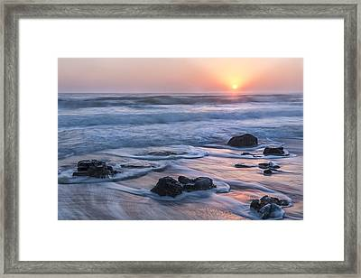 Life Always Changes Framed Print