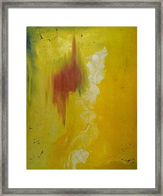Life Framed Print by Angel Griffin