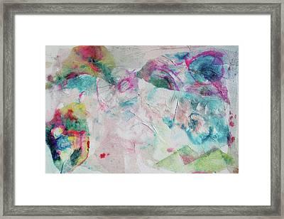Life Beyond Framed Print by Hari Thomas
