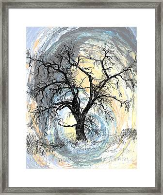 Life Force Framed Print by Susan Driver