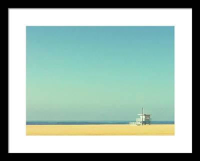 Tranquility Framed Prints