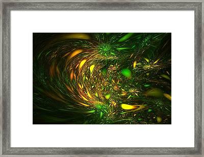 Life Happens Framed Print by Doug Morgan