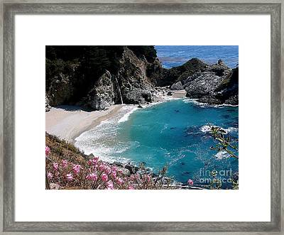 Life Is Beautiful Framed Print by Theresa Ramos-DuVon
