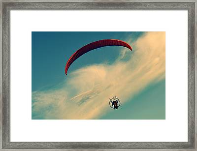 Life Is Good Framed Print by Laura Fasulo