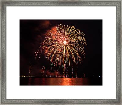 Life Of The Party Framed Print