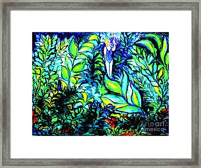Life Without Filters Framed Print by Hazel Holland