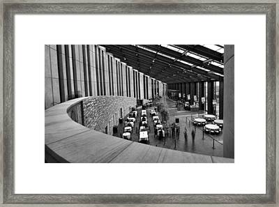 Lifes A Blur Framed Print by Dan Sproul