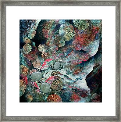 Life's Cycles Framed Print